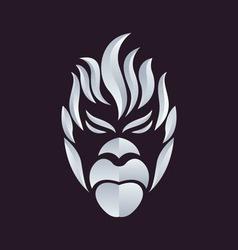 Ape logo vector