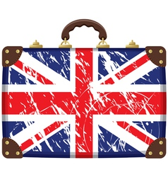 flag Britain vector image
