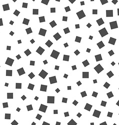 Repeating background from squares seamless pattern vector