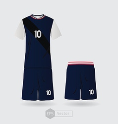 usa team uniform 03 vector image vector image