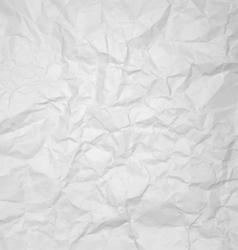 Creased paper vector