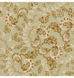 harp pattern vector image