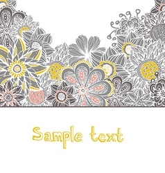FlowerElements41 vector image vector image