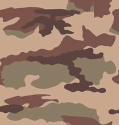 Seamless modern camouflage vector image