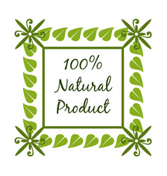 Natural product meal healthy image vector
