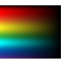 Abstract image flag of the lgbt community vector