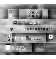 flat transparent Web vector image vector image