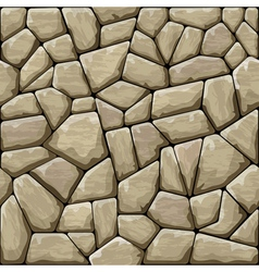 brown stone seamless pattern vector image