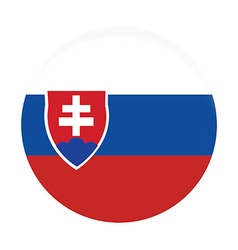 Slovakia flag vector