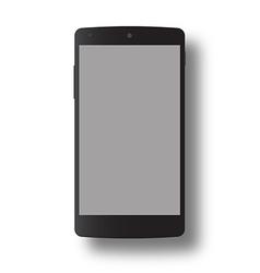 Nexus5 white vector