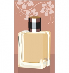perfume vector image vector image