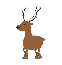 Deer wildlife animal vector