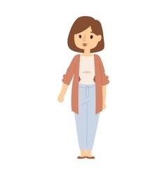 Mother portrait vector