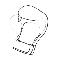 Boxing gloves icon image vector