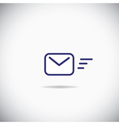 Sending Message Icon vector image