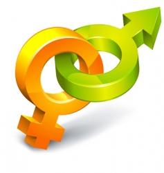 Sex symbols vector