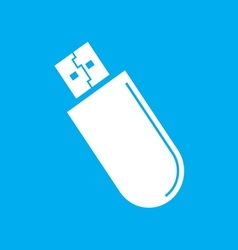 Usb icon2 vector