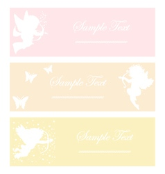 Cupid soft color vector