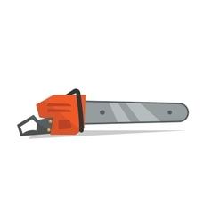 Chain saw vector