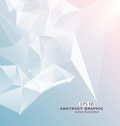 Abstract graphics vector