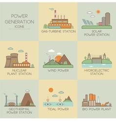 Power generation vector