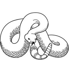 Tg00040 rattlesnake01 vector