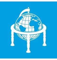 Best earth globe vector