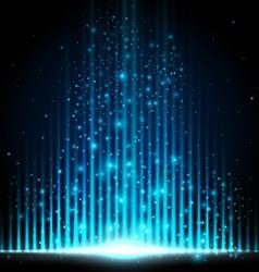 Blue-Light equalizer vector image