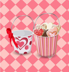 Special gifts valentines day vector image