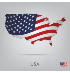country usa vector image