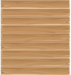 Wooden planks board seamless pattern vector image