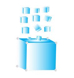 Virtual reailty logo vector