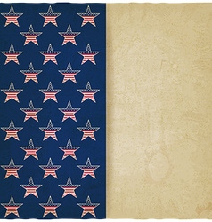 American stars old background vector