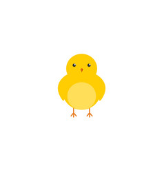 flat icon chicken element of vector image vector image
