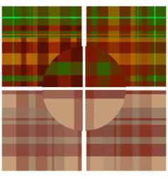 Textile seamless vector