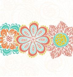 FlowerElements32 vector image
