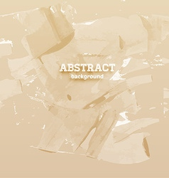 Beige abstract background vector