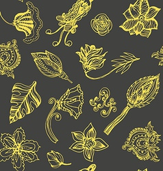 FantasticFlowers13 vector image vector image