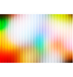 Rainbow abstract with light lines blurred vector