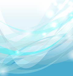 Abstract blue tone background vector