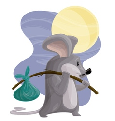 Hobo mouse vector
