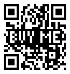 QR Code buy me vector image vector image