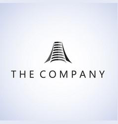Building logo ideas design design vector