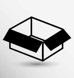 package icon button logo symbol concept vector image