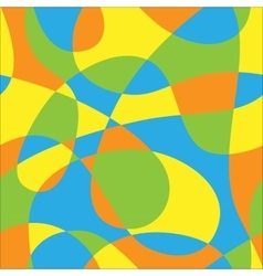 Color pattern of loops vector