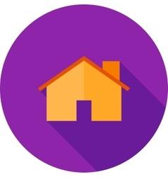 Beautiful home vector