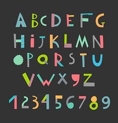 Decorative design elements vector image
