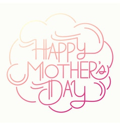 Mothers day01 vector