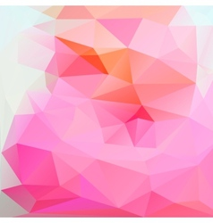 Abstract background trangle vector