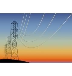 Electric main vector